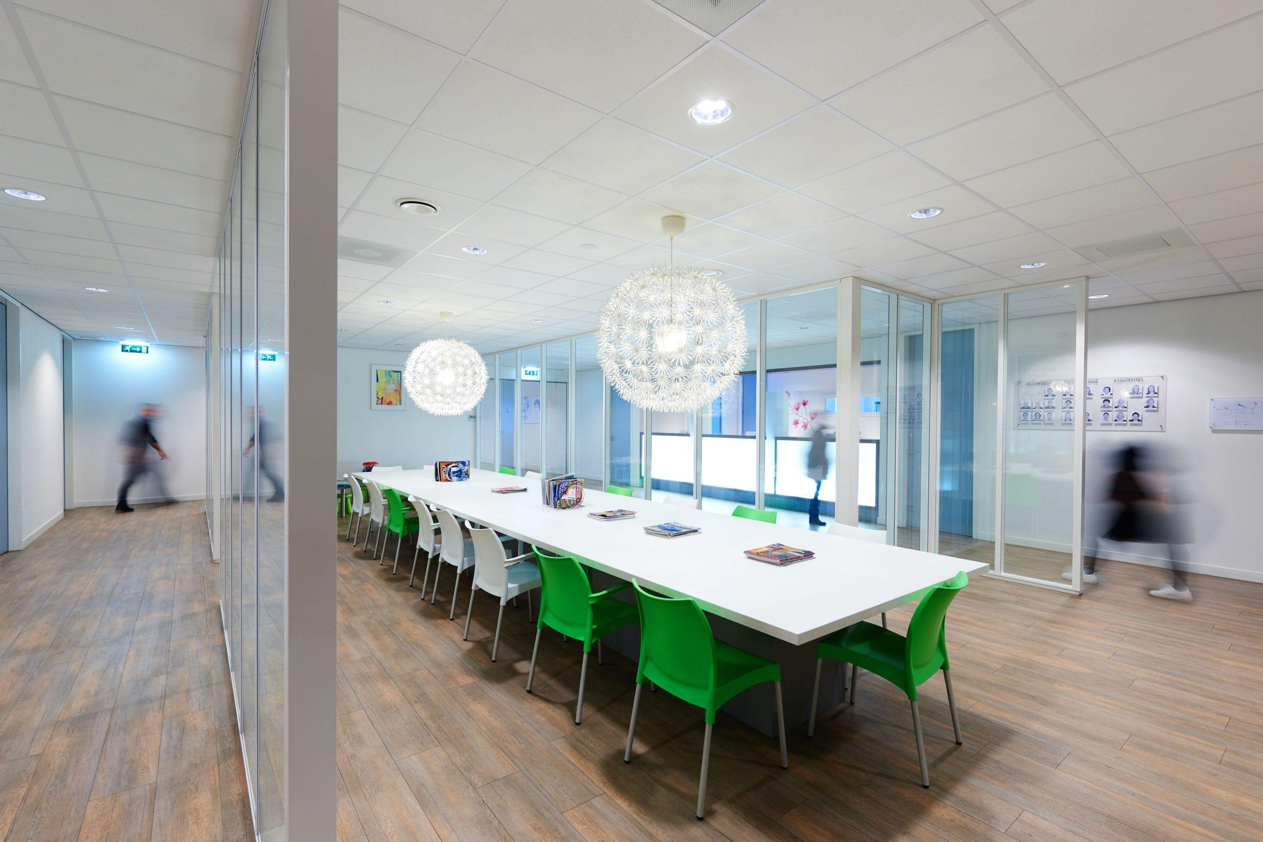 Vergaderzaal gezondheidscentrum Piushaven