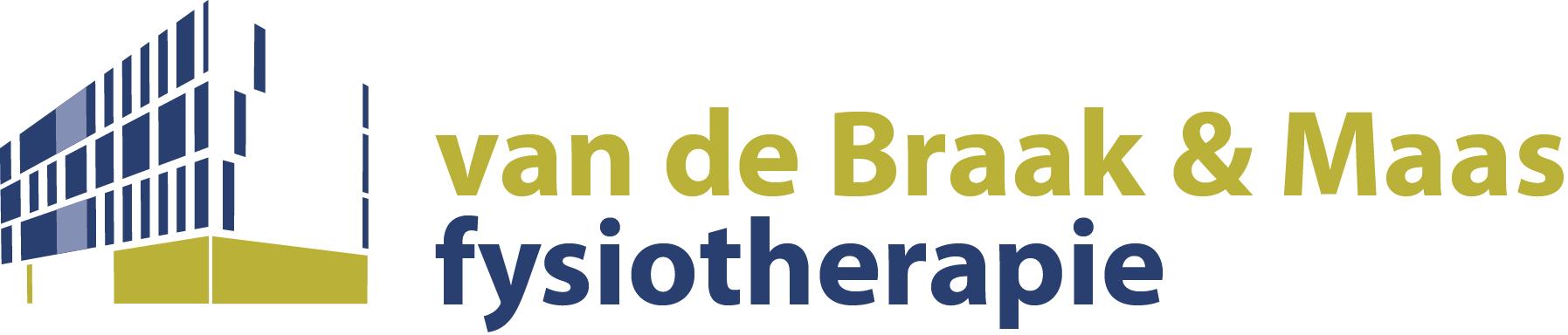 Logo van de Braak & Maas fysiotherapie